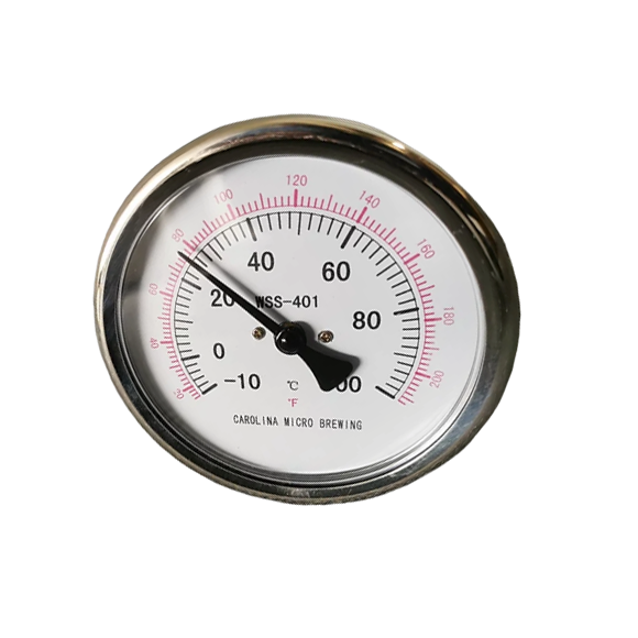 Thermometer | 20-210 Degree | Triclamp 1.5""